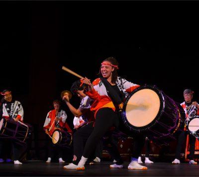 Sacramento Taiko Dan 30th Anniversary Concert