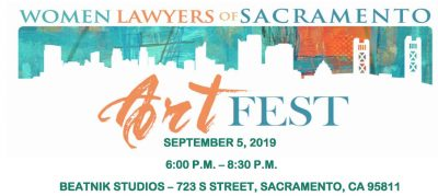 Women Lawyers of Sacramento Artfest