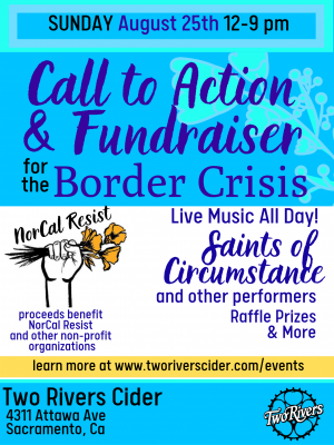 Call to Action and Fundraiser for the Border Crisi...