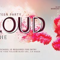 Cloud Nine Teen Party