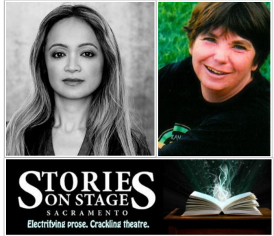 Stories on Stage: Jenn Alandy Trahan and Diane Kal...
