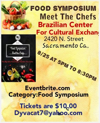 Food Symposium: Meet the Chefs