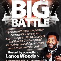 The Big Spoken Word Battle