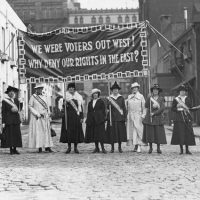 Hear My Voice: A Living History of the Fight for Women's Right to Vote