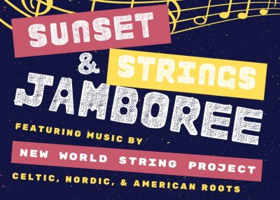 Sunset and Strings Jamboree