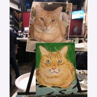 Paint Your Pet and Sip