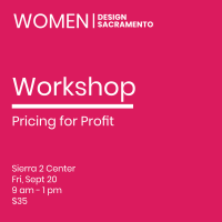 Pricing for Profit: Designing a Sustainable Creative Services Business