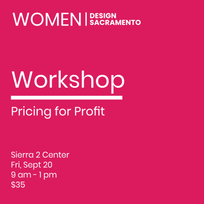 Pricing for Profit: Designing a Sustainable Creati...