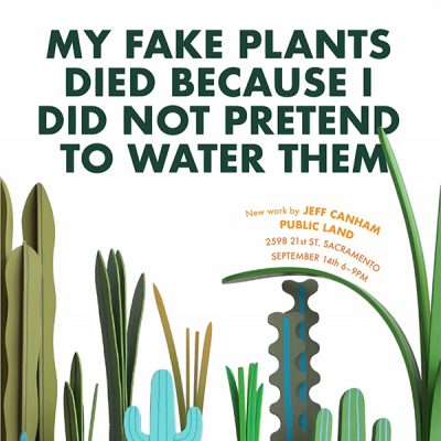 My Fake Plants Died Because I Did Not Pretend To W...