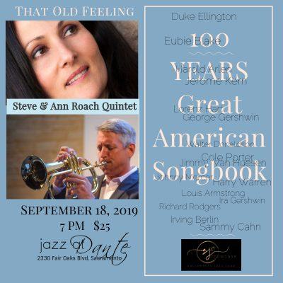 Steve and Ann Roach Quintet