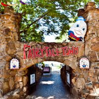 Veterans Day at Fairytale Town