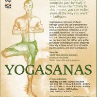 Yogasanas: Hatha Yoga