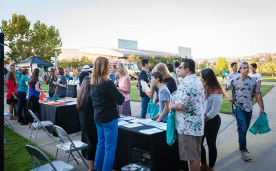 Spotlight Night Career Education Open House