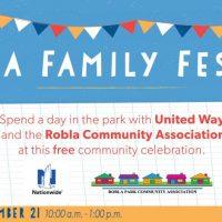 Robla Family Festival