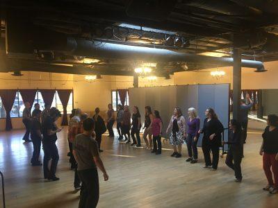 Brazilian Zouk Dance Class
