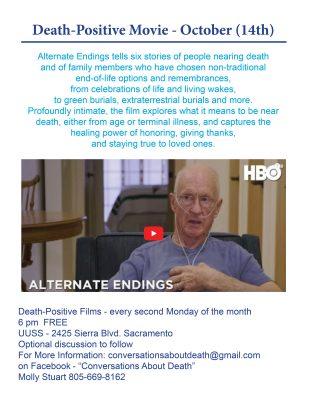 Death Positive Film: Alternate Endings