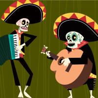 Día de los Muertos Fiesta