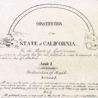 Constitution Day at California Museum