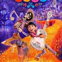 Coco Outdoor Movie Night and Dia de los Muertos Arts Workshops