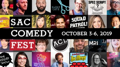 Sacramento Improv Showcase (Sac Comedy Festival)