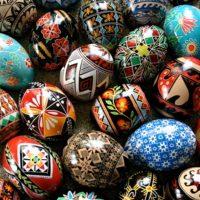 Pysanka: Ukrainian Egg Dyeing