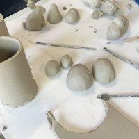 Drop-In Clay Studio