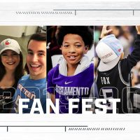 Sacramento Kings Fan Fest