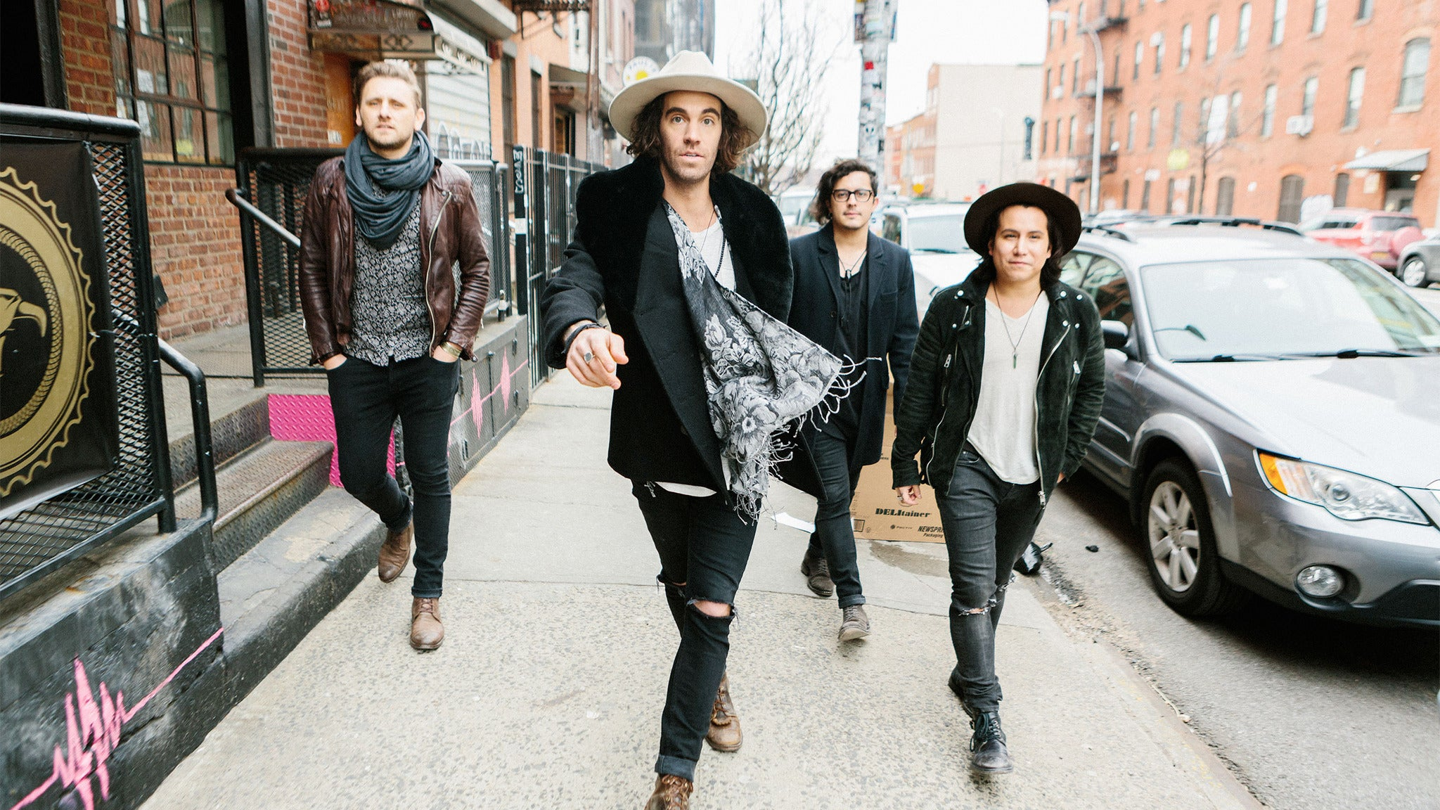 American Authors and Magic Giant: Band of Brothers...