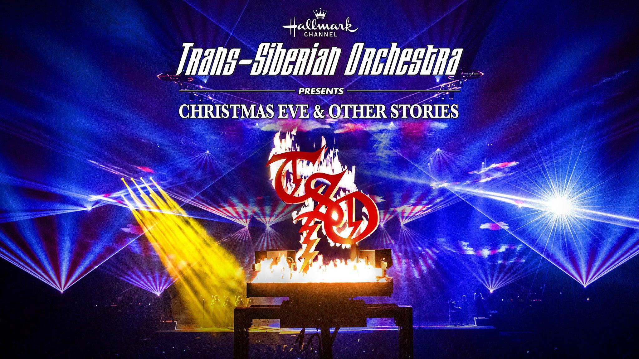 Trans-Siberian Orchestra 2019 Presented By Hallmar...