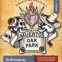 Dia de los Muertos Oak Park