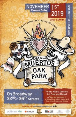 Dia de los Muertos (Oak Park)