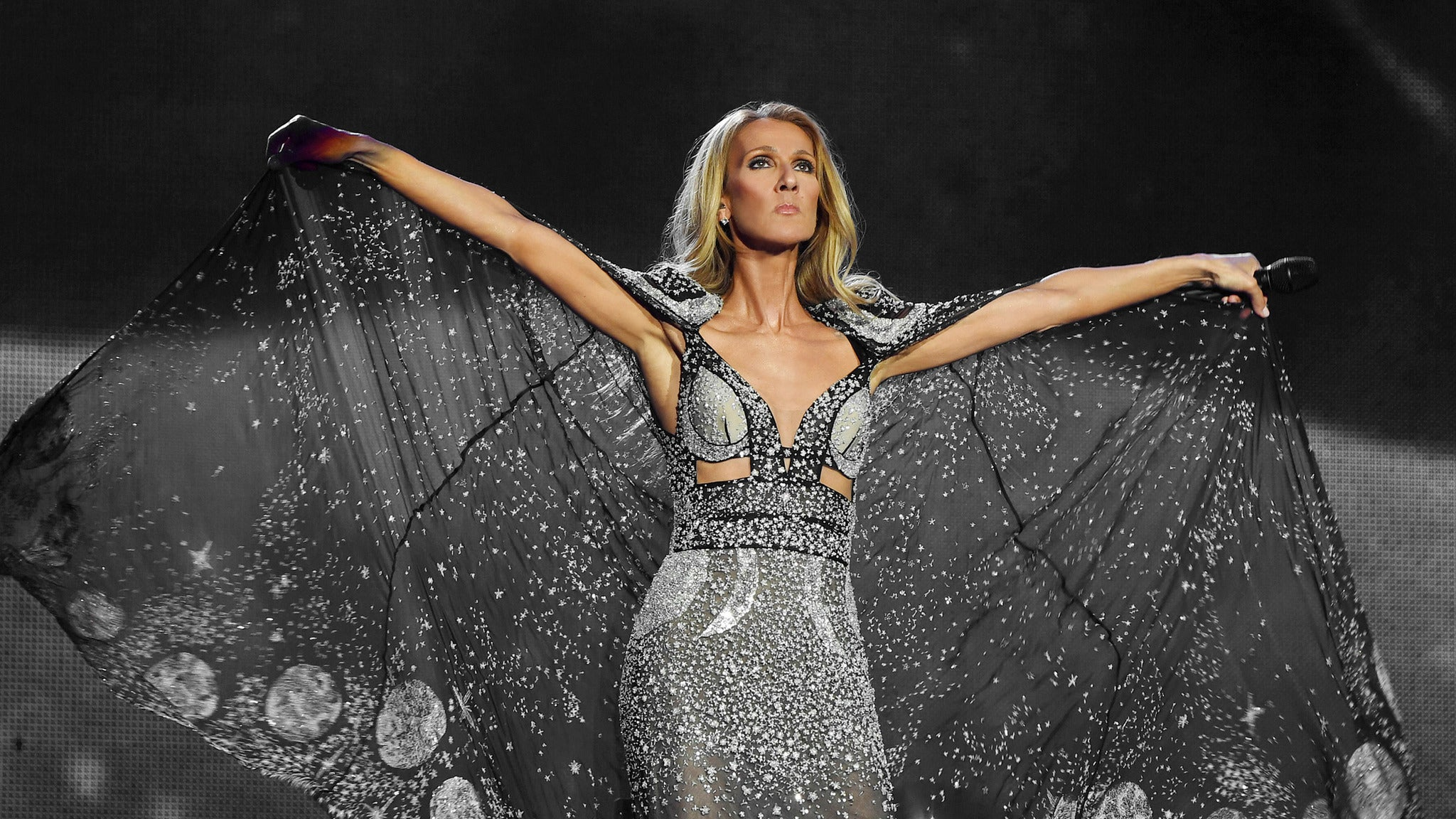 Celine Dion: Courage World Tour (Postponed)