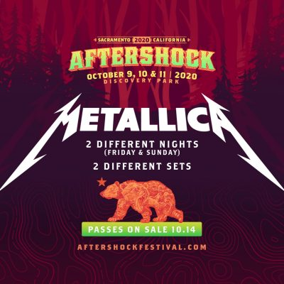 Aftershock Festival 2020