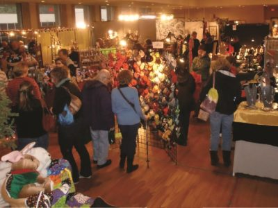 Crocker Holiday Artisan Market