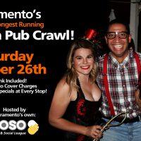 12th Annual Halloween Pub Crawl