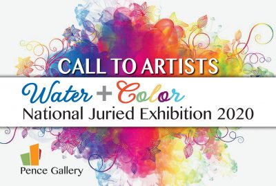 Call to Artists: Water + Color National Juried Exh...