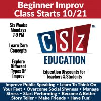 Beginner Improv Class