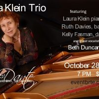 Laura Klein Trio with Beth Duncan