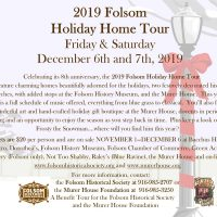 Folsom Holiday Home Tour 2019