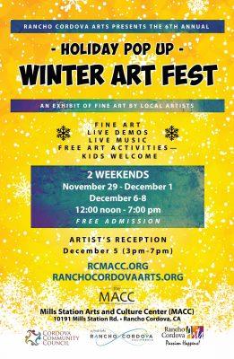 Winter Art Fest 2019