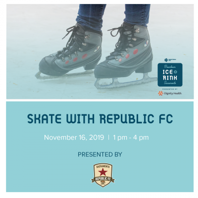Skate with Republic FC