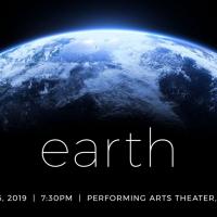 It's Earth
