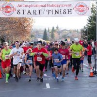 Folsom Christmas Classic 5k and 10k