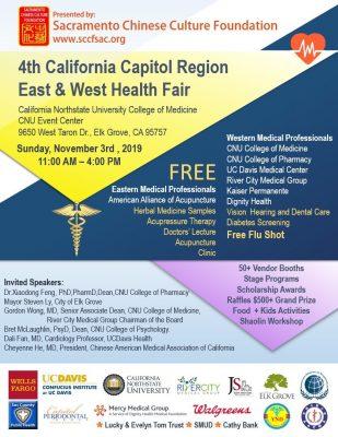 Capitol Region East and West Health Fair
