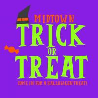 Midtown Trick or Treat