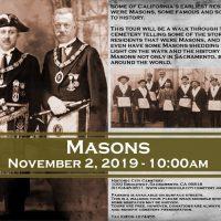 Masons History Tour