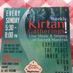 Sunday Kirtan Gathering (Postponed)
