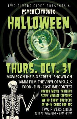 Psychotronix Halloween Film Festival