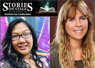 Stories on Stage Sacramento with Christine O'Brien...