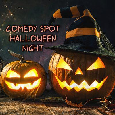 Halloween Comedy Extravaganza
